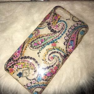 Vera Bradley iphone 7/8+ phone case